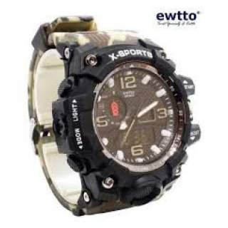 Reloj Ewtto TT-01