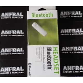 Audifonos HEADSET Bluetooth